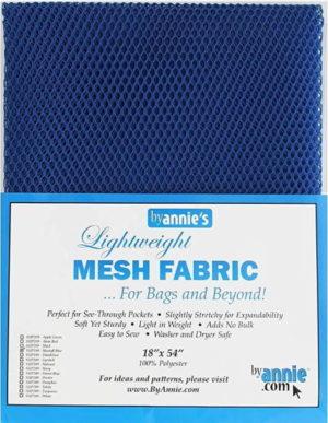 Annie Bag Mesh Blue