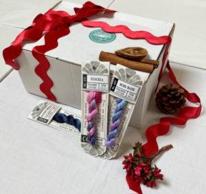 Cottage Garden Christmas Advent Box Subscription
