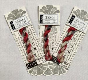 Cottage Garden Thread Perle 12 Tango