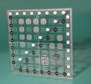 Creative Grids Non Slip Square Ruler