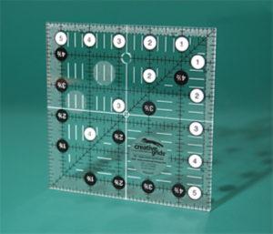 Creative Grids Square Ruler