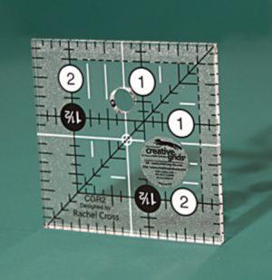 Creative Grids Square Rulers