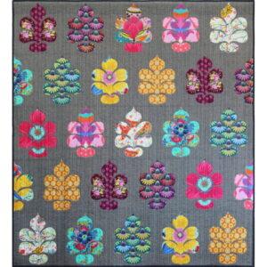 Emma Jean Jansen Thora Belle Quilt Pattern with Templates