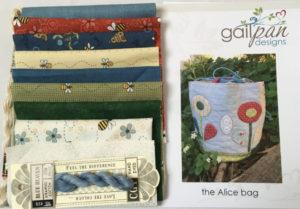 Gail Pan Alice Bag Kit sold at Poppy Patch