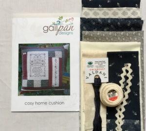 Gail Pan Cosy Home Cushion Pattern Kit