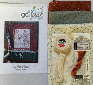 Gail Pan Cotton Floss Kit
