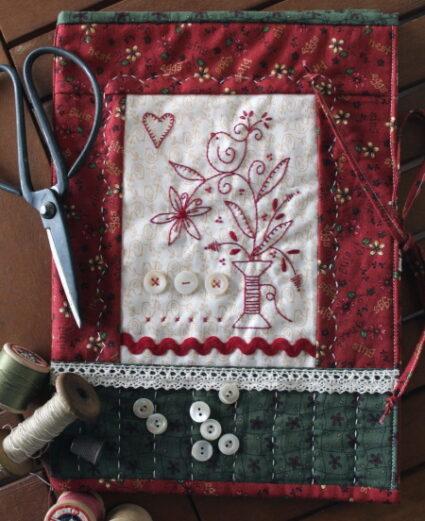 Gail Pan Cotton Floss Sewing Folder