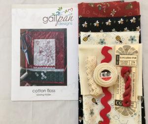 Gail Pan Cotton Floss Sewing kit