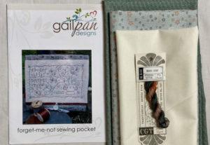 Gail Pan Forget Me Not Kit