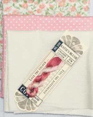 Gail Pan Forget Me Not Sewing Pocket Kit