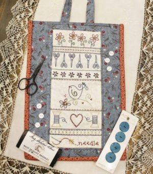 Gail Pan Needle and Thread Stitchery Bag