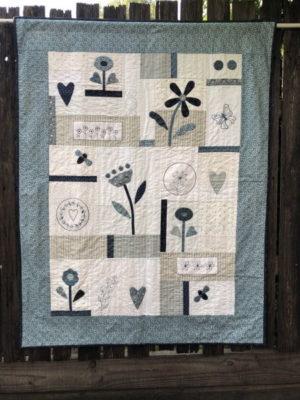 Gail Pan Preston Park Quilt Pattern