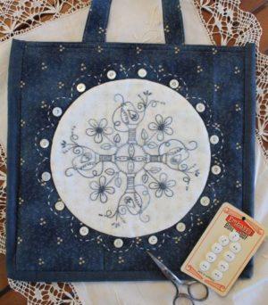 Gail Pan See My Sewing Bag pattern