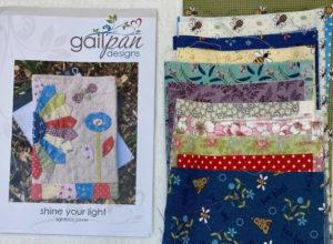 Gail Pan Shine Your Light Light Box Kit