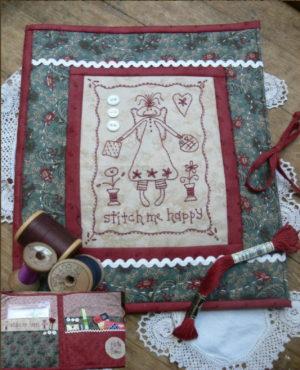 Gail Pan Stitch Me Happy Sewing Folder