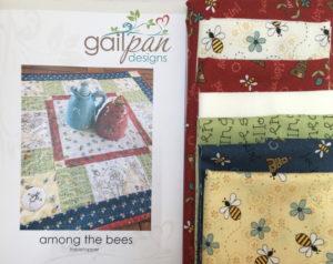 Gail Pan among the Bees Tabletopper Kit