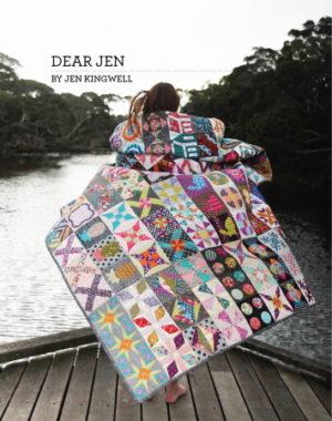 Jen Kingwell Dear Jen Quilt Booklet