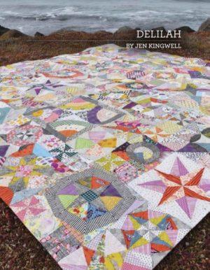 Jen Kingwell Delilah Quilt Pattern