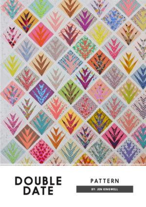 Jen Kingwell Double Date Quilt Pattern
