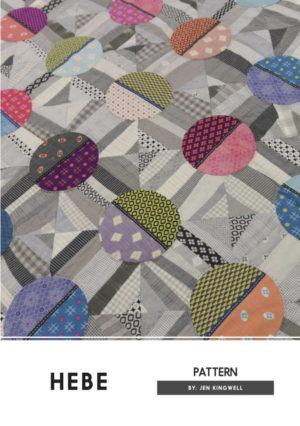 Jen Kingwell Hebe Quilt Pattern