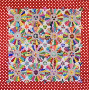 Michelle McKillop Cherry Bomb Quilt Pattern