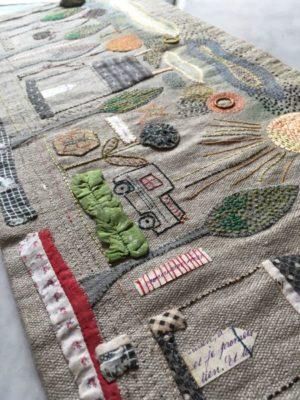 Jessie Chorley Stories in stitch workshop
