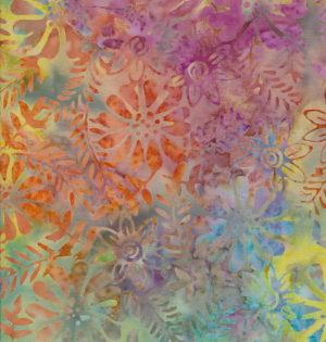 Kingfisher Batik Multi Floral