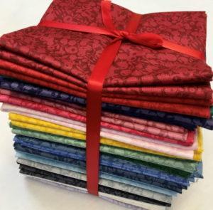 Liberty Wiltshire Shadow Fat Quarter Bundle Cotton Fabric