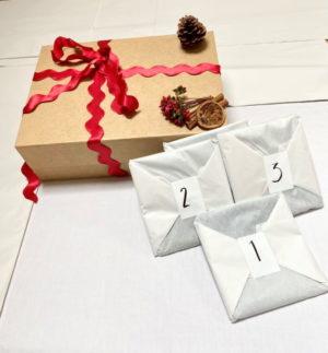 Advent Fat Quarter Christmas Box