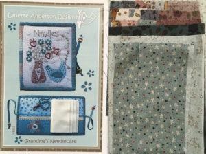 Lynette Anderson Grandma Needlecase Kit