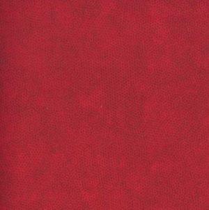 Makower Dimples Crimson