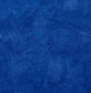 Makower Dimples Honolulu Blue