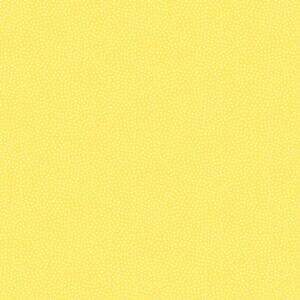 Makower Freckle Dot Yellow