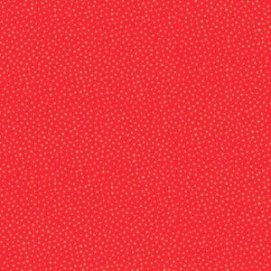 Makower Santa Express Christmas 2021 Snowball Red