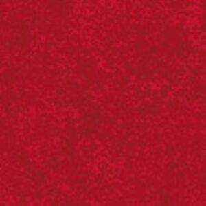 Makower Spraytime Christmas Red