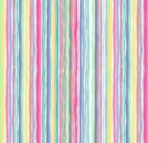Makower Spring Stripe