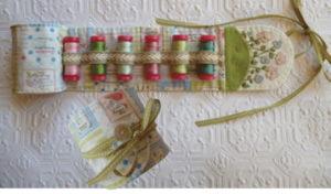 Marg Low A Stitchers Friend Thread Roll Pattern