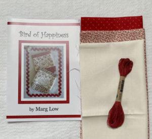 Marg Low Bird of Happinss kit