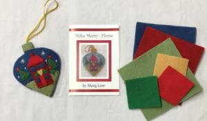 Marg Low Make Merry Home Kit