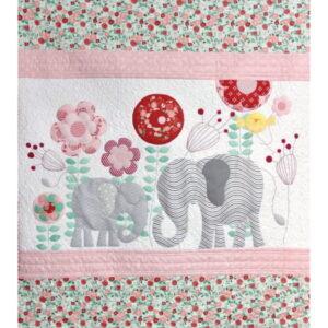 Meags and Me Ellie Applique Quilt Pattern