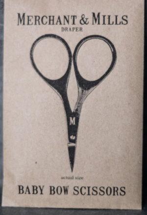 Merchant and Mills Baby Bow Scissors
