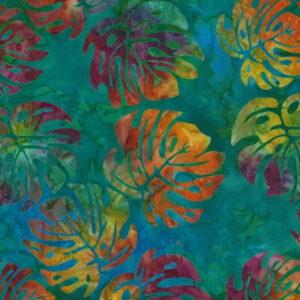 Michael Miller Tropical Leaves
