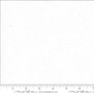 Moda Grunge Glitter White Paper by Basic Grey