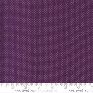 Moda Violet Hill Pindot Dot Magenta