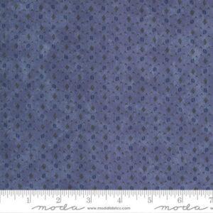 Moda Violet Hill Regiment Blue Lavender by Holly Taylor