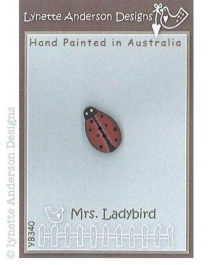 Mrs Ladybird