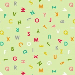 Nutex Circus Express Alphabet Green