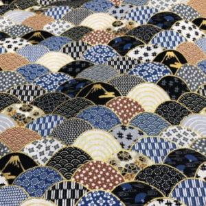 Nutex Japanese Fabric Tenku