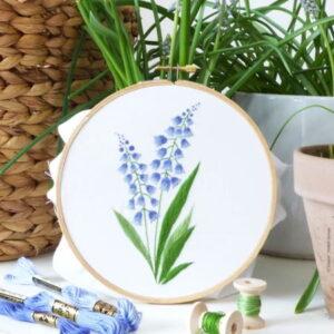Tamar Nahir Yanai Bellevalia Embroidery Kit