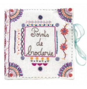 Un Chat Dans L'Aiguille Stitch Lessons Beginer Kit